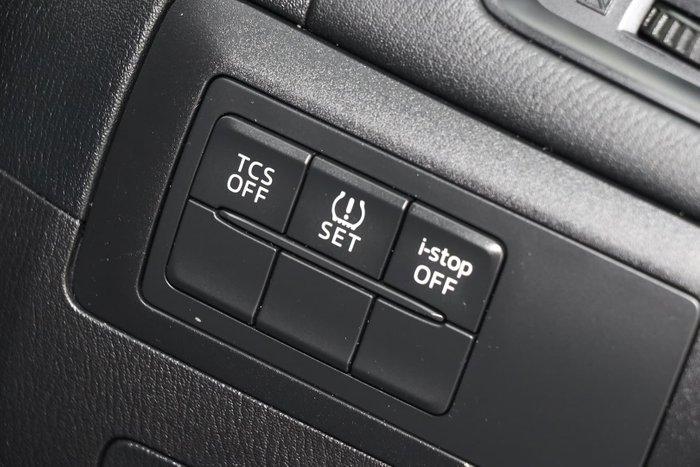 2014 Mazda CX-5 Maxx KE Series MY14 Red