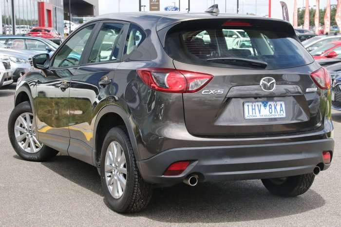 2016 Mazda CX-5 Maxx Sport KE Series 2 Grey