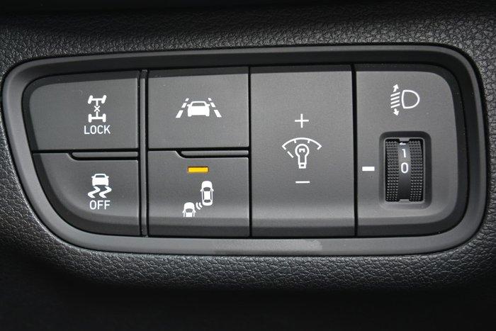 2019 Hyundai Santa Fe Active TM MY19 4X4 On Demand Green