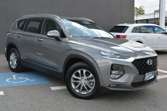 2019 Hyundai Santa Fe Active TM MY19 4X4 On Demand Green