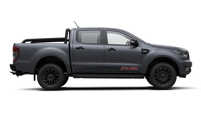 2020 FORD RANGER FX4 PX MkIII Meteor Grey