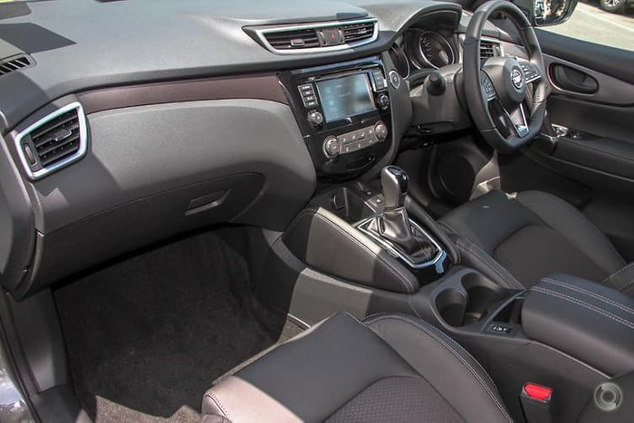 2019 Nissan QASHQAI N-SPORT J11 Series 3 MY20 Grey