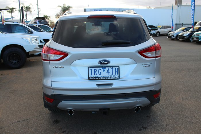 2013 Ford Kuga Trend TF 4X4 On Demand Silver