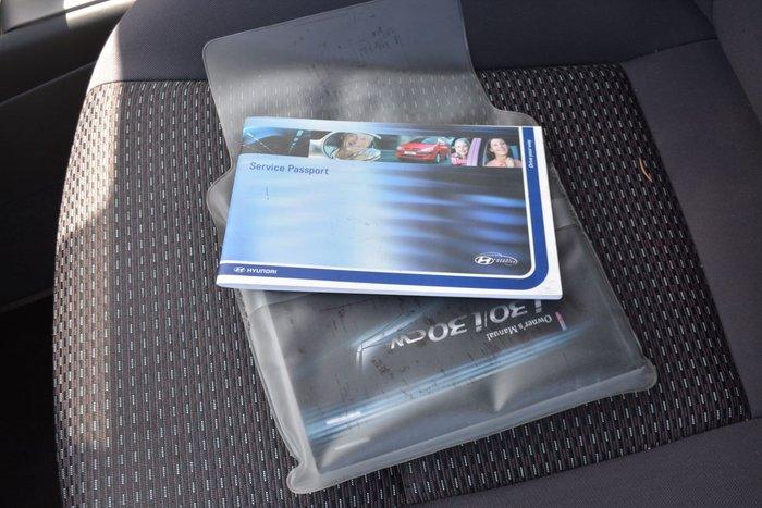 2010 Hyundai i30 SLX FD MY10 Silver