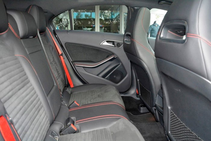 2016 Mercedes-Benz A-Class A250 Sport W176 Four Wheel Drive Grey