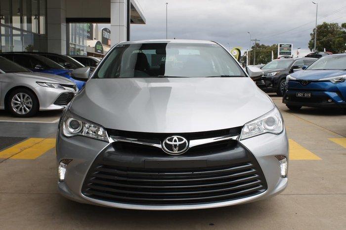 2017 Toyota Camry Altise ASV50R Silver