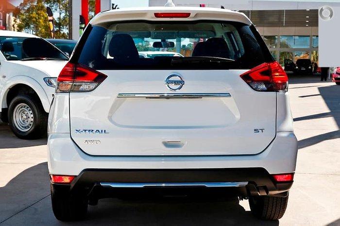 2019 Nissan X-TRAIL ST T32 Series II 4X4 On Demand White