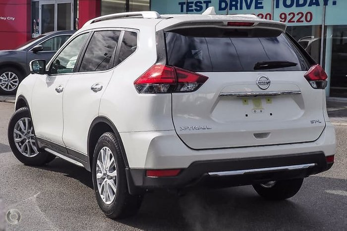 2019 Nissan X-TRAIL ST-L T32 Series II 4X4 On Demand White