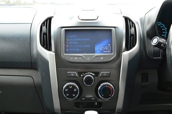 2014 HOLDEN COLORADO LX DUAL CAB RG MY14 WHITE