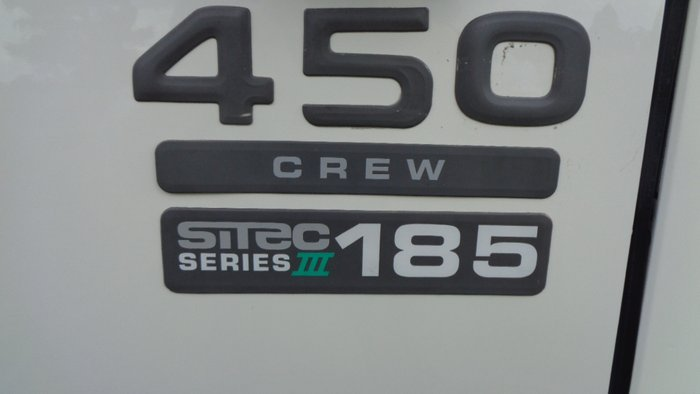 2013 Isuzu NQR450 White