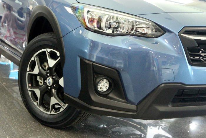 2019 Subaru XV 2.0i Limited Edition G5X MY19 Four Wheel Drive Blue