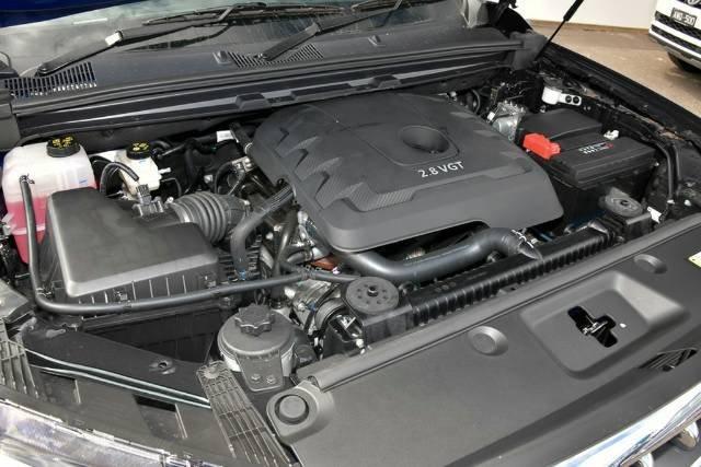 2019 LDV T60 LUXE Mega Tub SK8C 4X4 Dual Range METAL BLACK