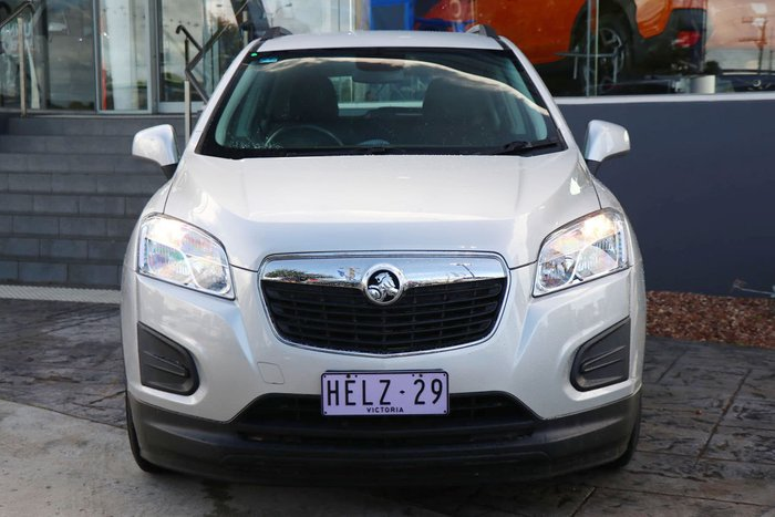 2016 Holden Trax LS TJ MY16 Silver