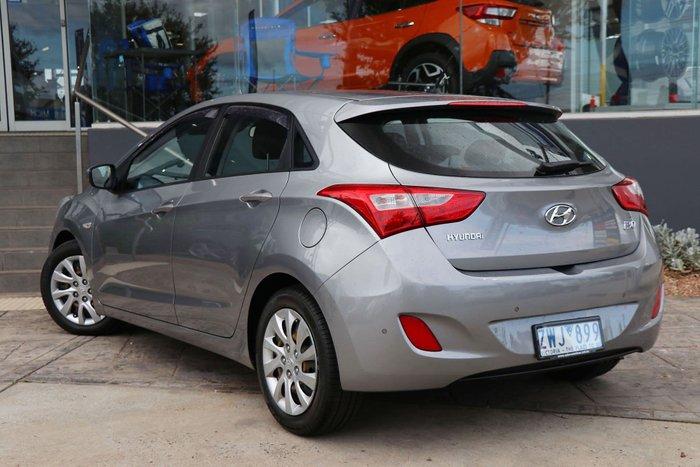 2013 Hyundai i30 Active GD Grey