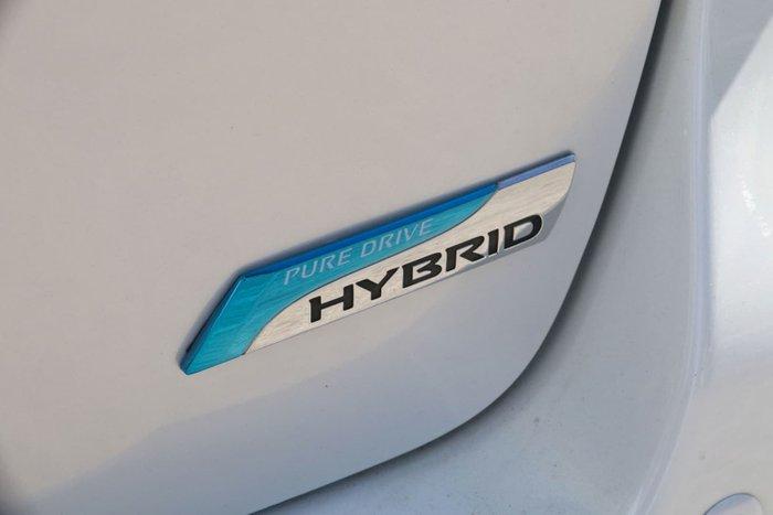 2014 Nissan Pathfinder ST R52 MY14 White