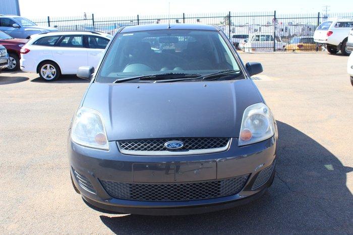 2007 Ford Fiesta LX WQ Grey