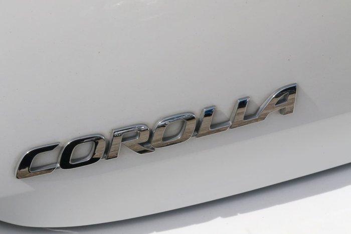 2016 Toyota Corolla Ascent ZRE182R White