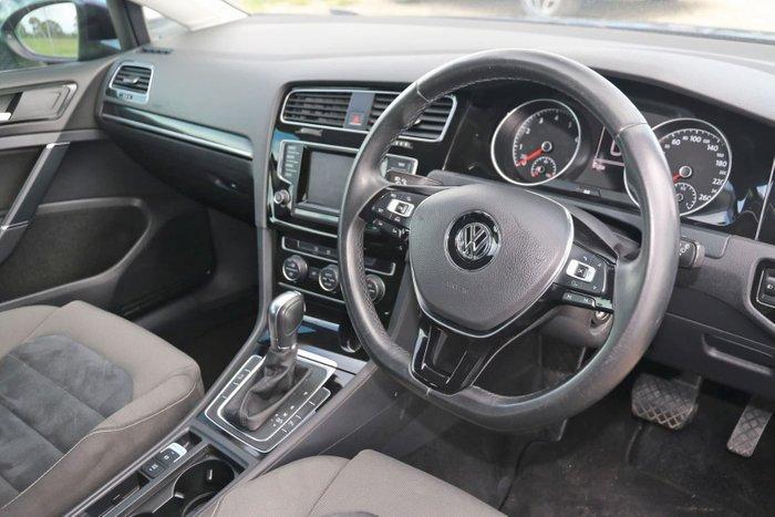 2014 Volkswagen Golf 103TSI Highline 7 MY14 Black