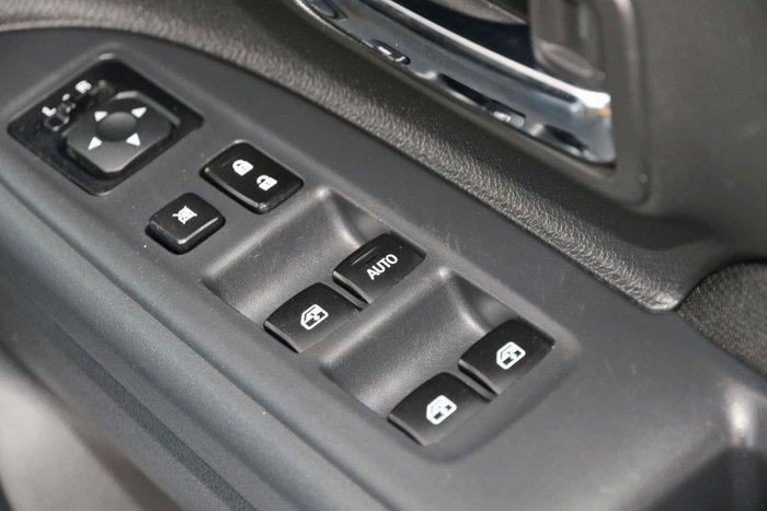 2016 Mitsubishi Outlander LS ZK MY16 Silver