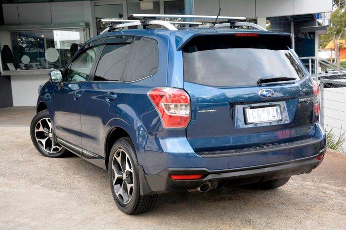 2013 Subaru Forester XT Premium S4 MY13 Four Wheel Drive Blue