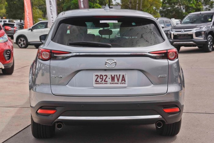 2016 Mazda CX-9 Azami TC Silver