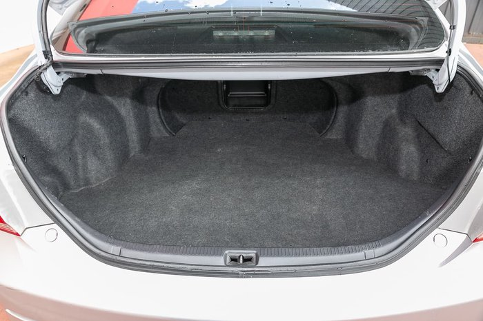 2010 Toyota Aurion AT-X GSV40R MY10 Silver