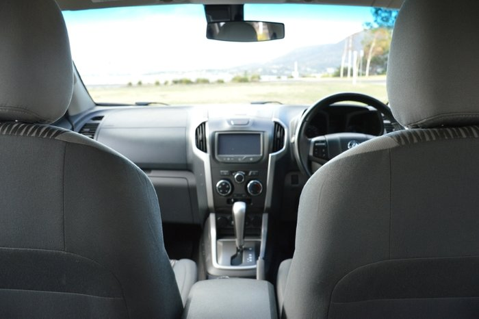 2015 Holden Colorado LT RG MY15 4X4 Dual Range SILVER