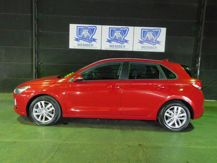 2018 Hyundai i30 Active PD MY18 Red