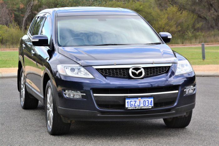 2009 Mazda CX-9 Luxury TB Series 1 Four Wheel Drive Blue