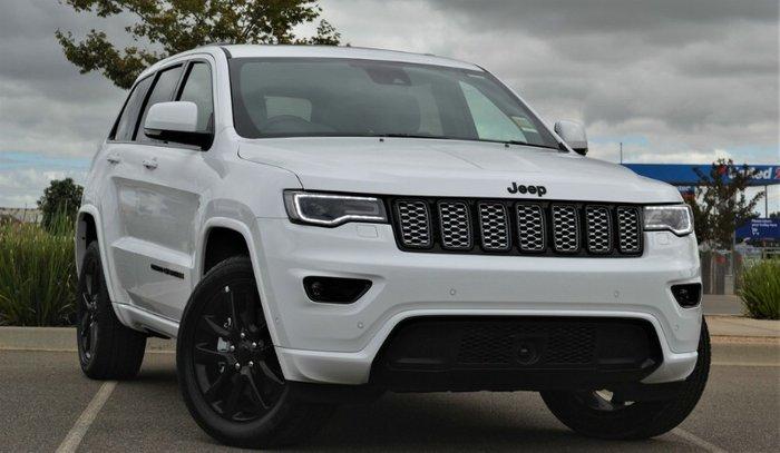 2019 Jeep Grand Cherokee Night Eagle WK MY20 4X4 Dual Range BRIGHT WHITE