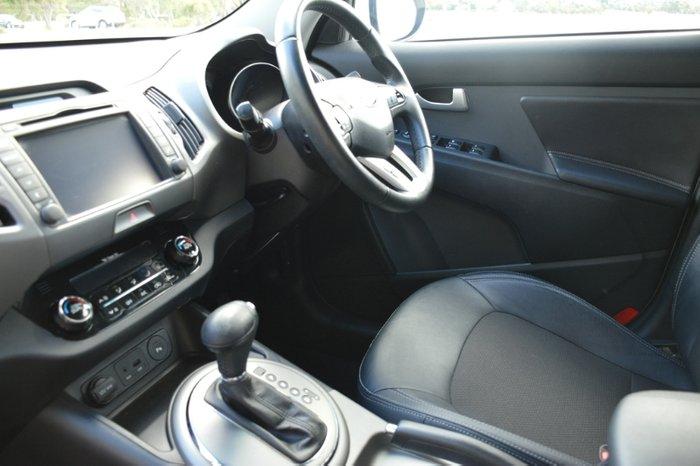 2014 Kia Sportage SLi SL MY14 4X4 On Demand WHITE