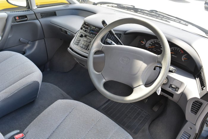 1991 Toyota Tarago GLi TCR10R Blue