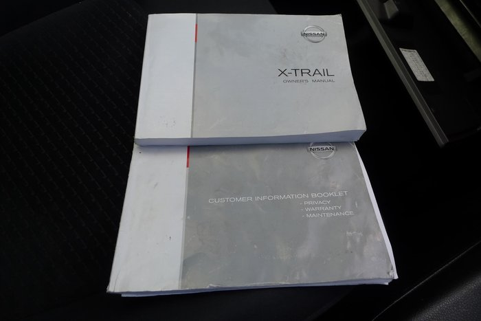 2013 Nissan X-TRAIL ST T31 Series V Silver