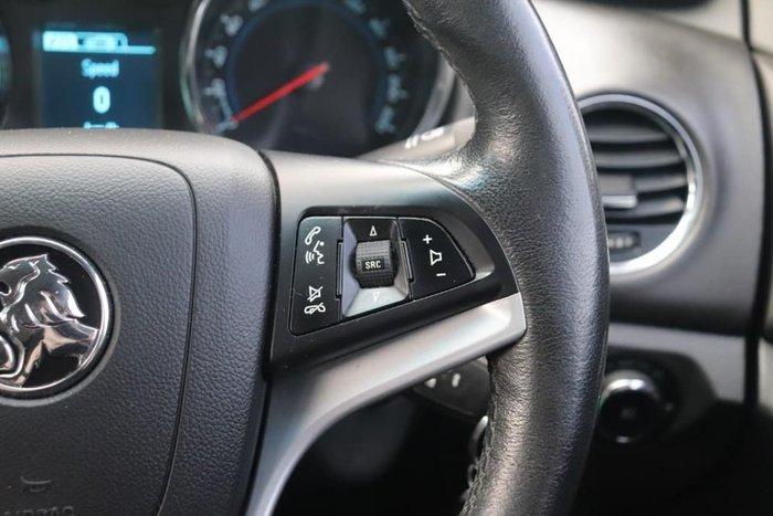 2013 Holden Cruze CDX JH Series II MY13 Grey