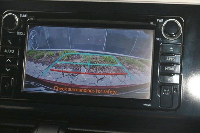 2018 Toyota C-HR Koba NGX10R Red