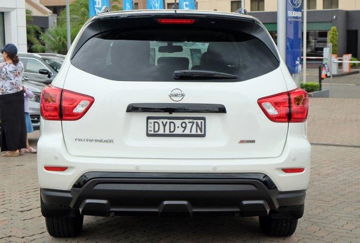 2018 Nissan Pathfinder ST-L N-SPORT R52 Series II MY17 White