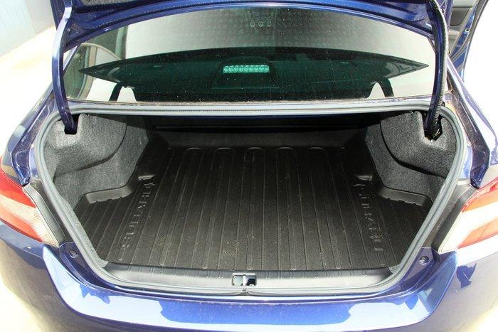 2019 Subaru WRX V1 MY19 Four Wheel Drive Blue