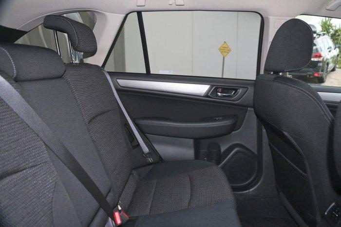 2018 Subaru Outback 2.5i 5GEN MY19 Four Wheel Drive Red