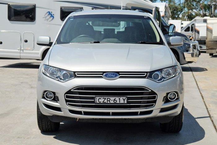 2014 Ford Territory TS SZ Silver