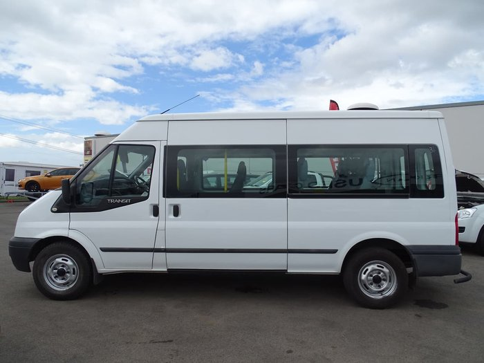 2013 Ford Transit VM MY13 White
