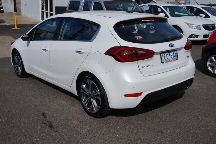 2016 Kia Cerato S YD MY17 White