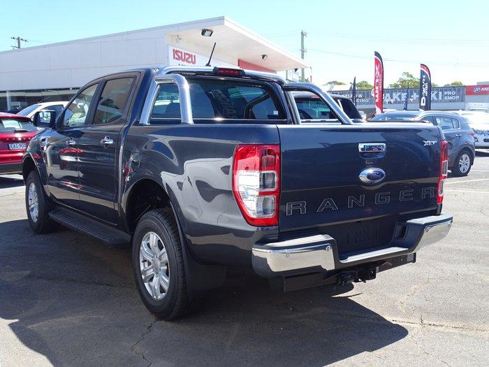 2019 Ford Ranger XLT PX MkIII MY20.25 4X4 Dual Range Grey