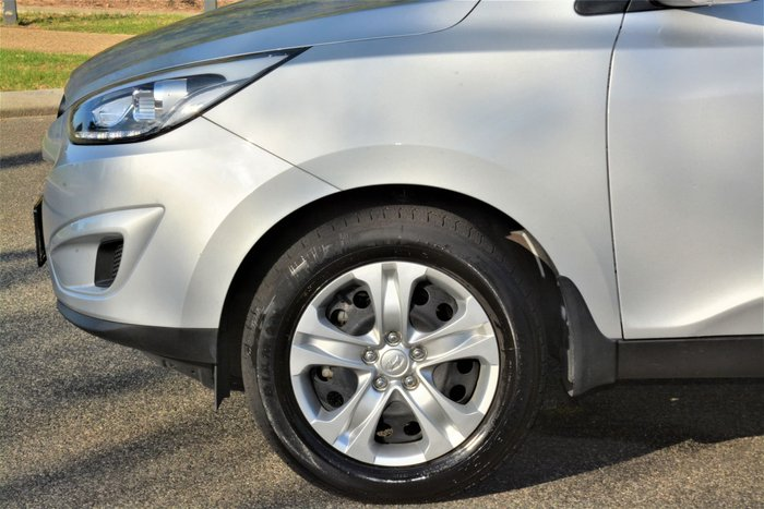 2014 Hyundai ix35 Active Series II Silver