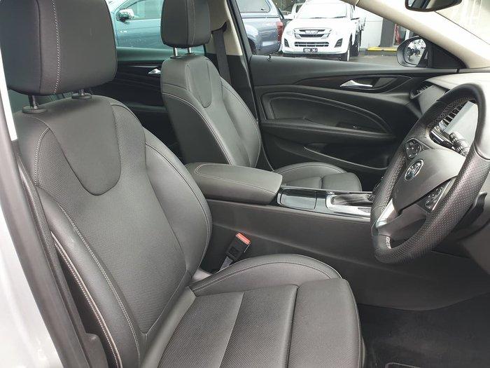 2018 Holden Calais V ZB MY18 4X4 On Demand Silver