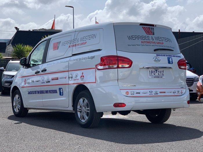 2019 LDV G10 SV7C White