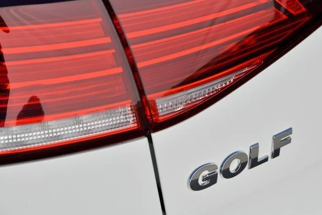 2020 Volkswagen Golf 110TSI Trendline 7.5 MY20 PURE WHITE