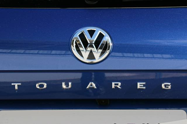 2019 Volkswagen Touareg 190TDI Launch Edition CR MY19 Four Wheel Drive REEF BLUE