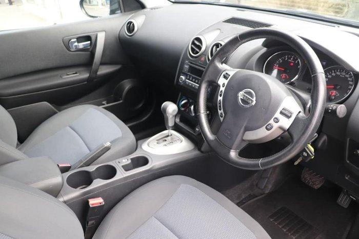 2013 Nissan Dualis ST J10 Series 4 MY13 Grey