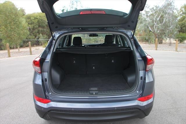 2017 Hyundai Tucson Active TL2 MY18 Grey