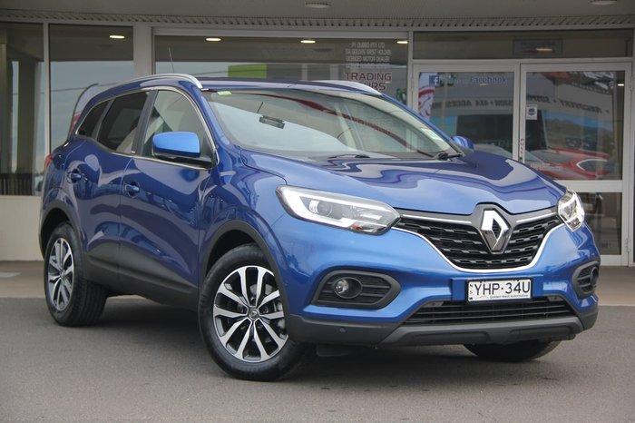 2019 Renault Kadjar Zen XFE Blue